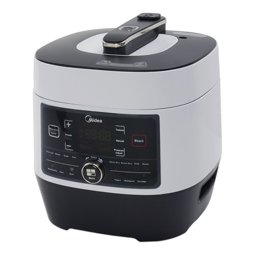 MIDEA Multi-functional 360° Revolving Heating Pressure Cooker 6L MY-SS6062
