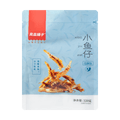 BESTORE Crispy Fried Fish Pickled Pepper Flavor 120g