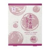日本惠之本铺 蜂蜜弹力滋润乳液面膜 4片入