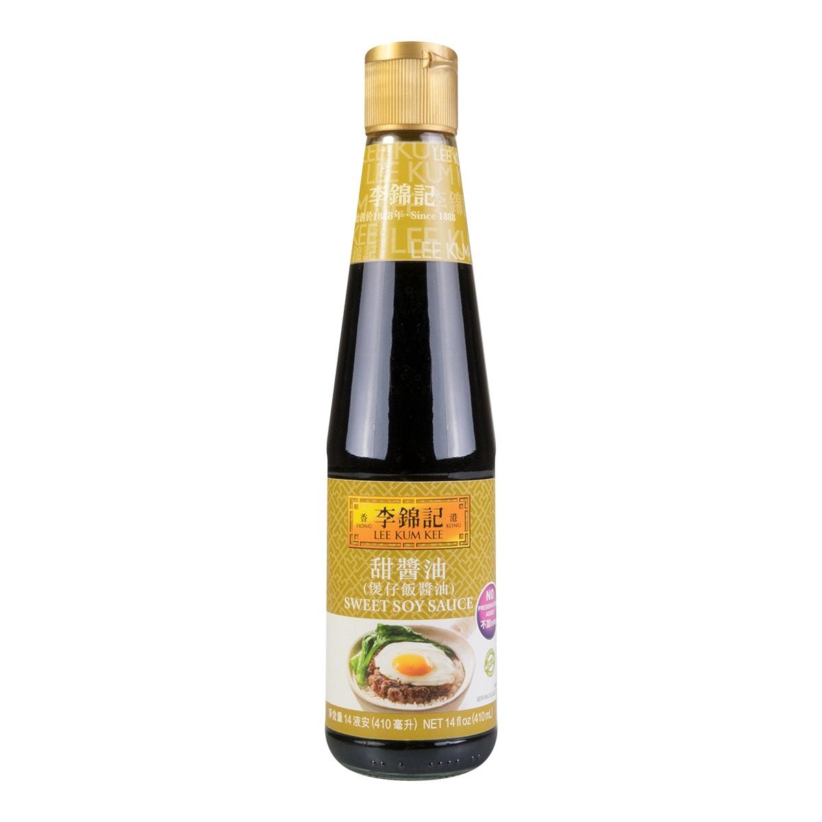 香港李锦记 甜酱油 煲仔饭酱油 410ml 怎么样 - 亚米网