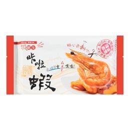 台湾虾鲜生 咔啦虾 香蒜辣味 25g