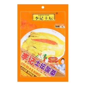 李记土坛 酸菜 280g