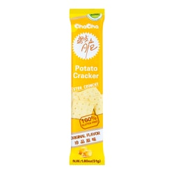 CHA CHA Potato Cracker Oiginal Flavor 51g
