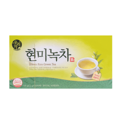 SONGWON Green Tea with Brown Rice 100pcs