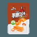 徽记 好巴食 手磨Q豆干 香菇味 160g
