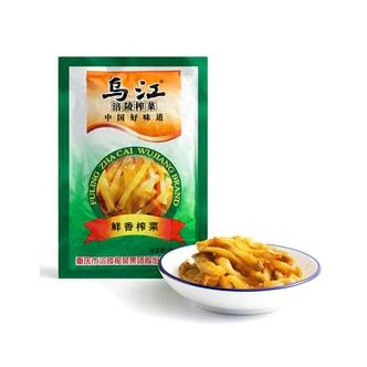 乌江涪陵榨菜 鲜香榨菜 80g*5包入(不同版本随机发)