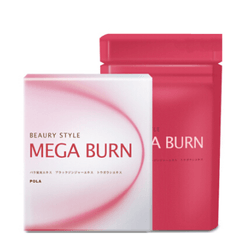 POLA MEGA BURN Rose Hips Essence Reduced Fat Pill 60Grains