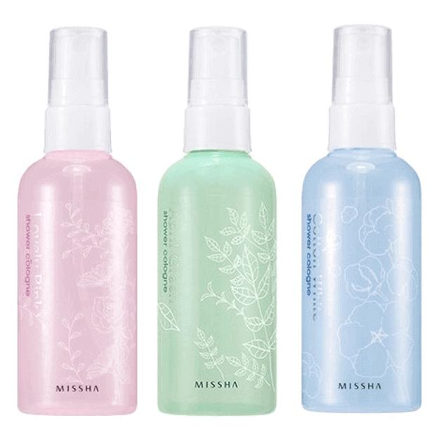 Product Detail - MISSHA Perfumed Shower Cologne#April Green (Green) 105ml - image 0