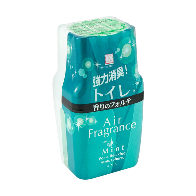 Product Detail - Air Fragrance Deodorizer Mint 200ml - image  0