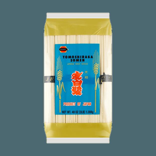 商品详情 - 日本J Basket  友白发素面 日式挂面 3lbs - image  0