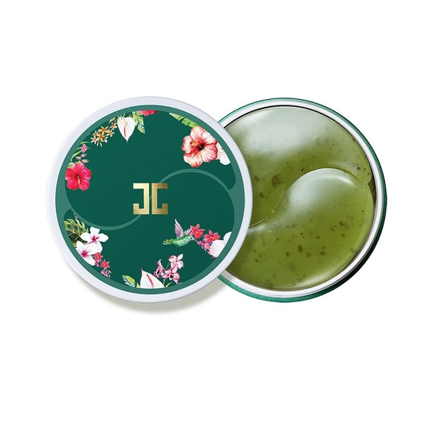 Product Detail - JAYJUN Green Tea Eye Gel Patches 60pcs - image 0
