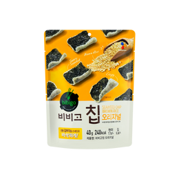 Seaweed Chip Original Flavor 40g