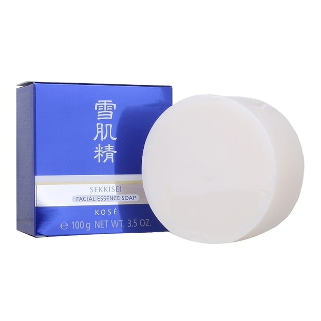 Product Detail - Kose sekkisei facial essence soap refill 100g - image 0
