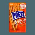 日本GLICO格力高 PRETZ饼干棒 炭烤风味 62g