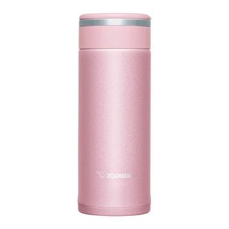 ZOJIRUSHI Stainless Steel Thermal Bottle Pink 360ml SM-JHE36PR