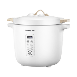 【NEW】JOYOUNG  Beishan Ceramic Electronic Smart Slow Cooker  3.5L D-35Z2M/D-35Z2U