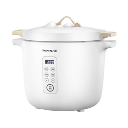 【NEW】JOYOUNG  Beishan Ceramic Electronic Smart Slow Cooker  3.5L D-35Z2M/D-35Z2U