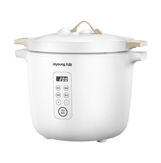 【NEW】JOYOUNG  Beishan Ceramic Electronic Smart Slow Cooker  3.5L
