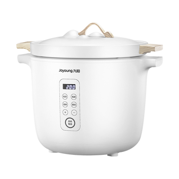 【NEW】Beishan Ceramic Electronic Smart Slow Cooker, 3.5L, D-35Z2M/D-35Z2U, 500W