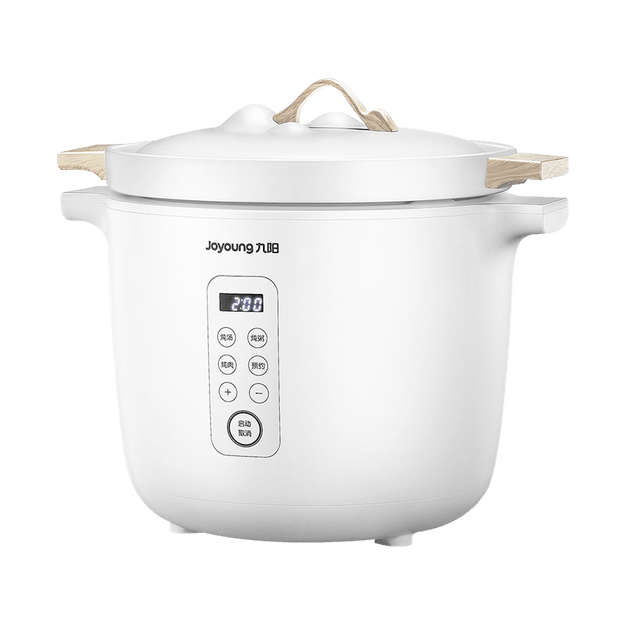 Product Detail - 【NEW】JOYOUNG  Beishan Ceramic Electronic Smart Slow Cooker  3.5L D-35Z2M/D-35Z2U - image 0