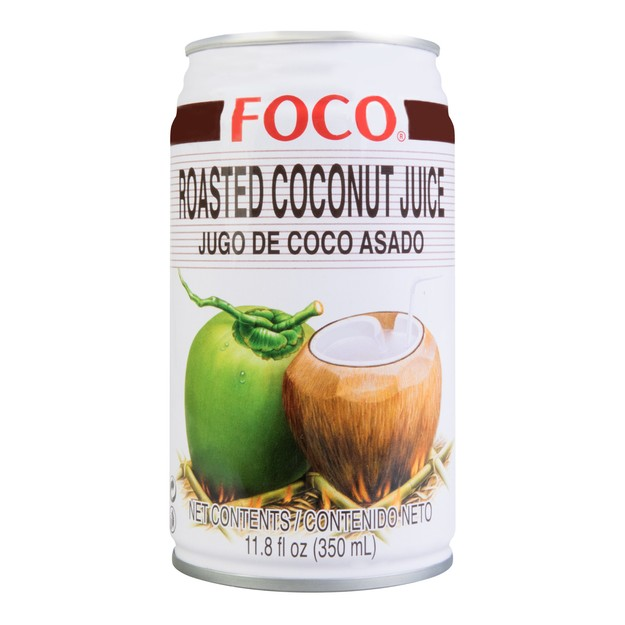 Product Detail - FOCO Foco Roasted Coconut Juice 350ml - image 0