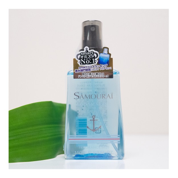 Product Detail - 【Clearance】SAMOURAI WOMAN Fragrance Mist #Aquamarine 150ml - image 0