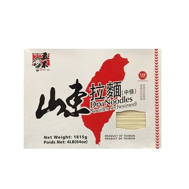 商品详情 - 五木 山东拉面 中条 1.815kg - image  0