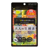 日本GYPSOPHILA 大人的生酵素 222种浓缩酵素+玻尿酸 27g 日本乐天市场销售第一位
