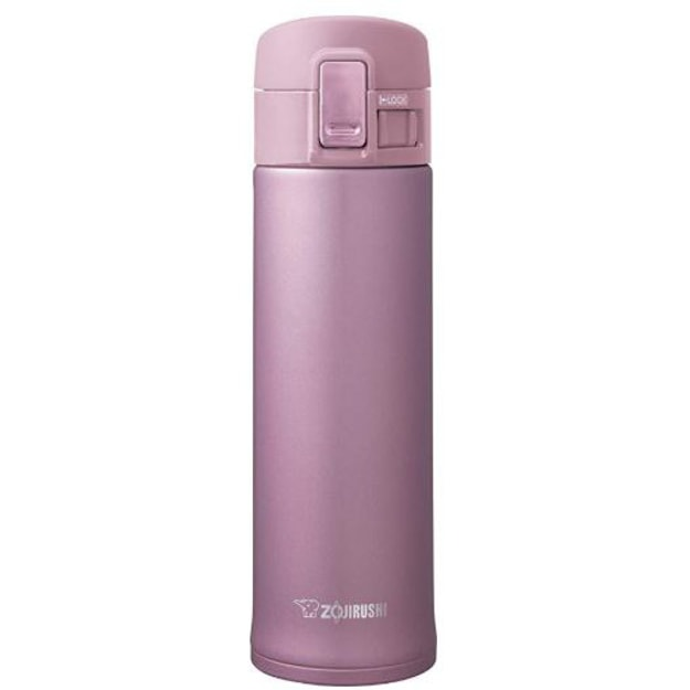 Product Detail - ZOJIRUSHI Stainless Steel Thermal Bottle Lavender Pink 480ml SM-KHE48PT - image 0