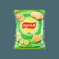 百事LAY'S乐事 薯片 黄瓜味 袋装 70g 包装随机发