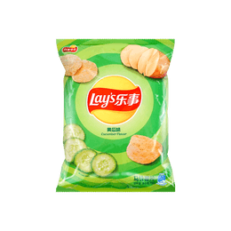 Potato Chips Cucumber Flavor, 70g