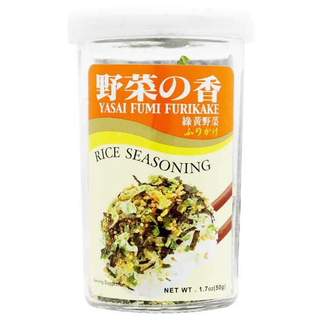 商品详情 - 日本AJISHIMA 日式蔬菜碎拌饭调料 50g - image  0