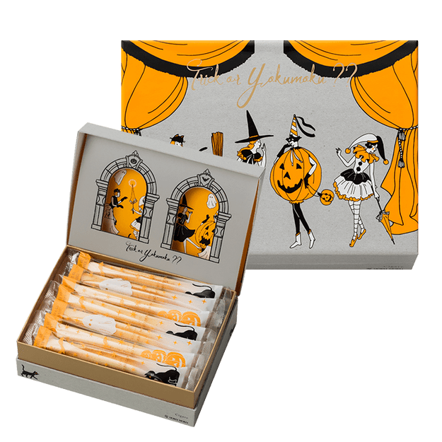 Product Detail - YOKU MOKU Halloween Limited Original Egg Roll 14pc - image 0