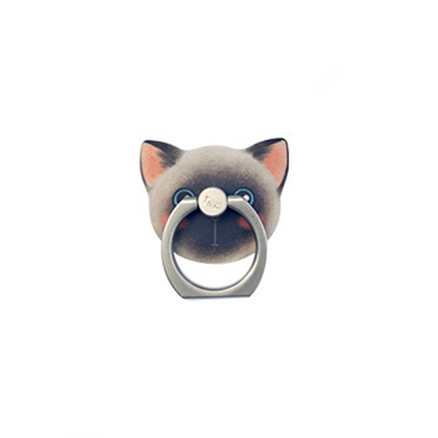 Product Detail - MAOXIN Original Art Illustrations Cute Cat Series Phone Ring Holder Felix 1PC - image 0