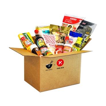 Yami x Ivan Ramen 纽约米其林推荐拉面店联名礼盒 附赠主厨力荐食谱