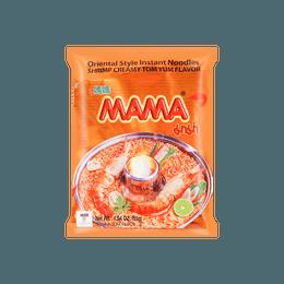 泰国MAMA妈妈 冬阴功酸辣浓汤虾味方便面 55g
