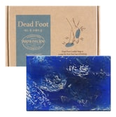 PAPA RECIPE Dead Foot Loofah Soap