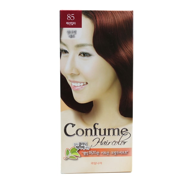 Product Detail - FRUIT LAND CONFUME Hair Color #85MandarinRed - image 0