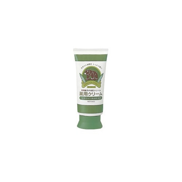 Product Detail - MENARD Kumazasa Extract Moist Cream 120g - image  0