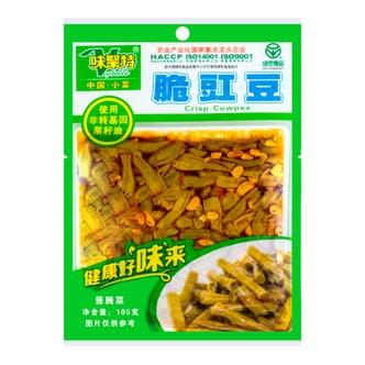 四川味聚特 脆豇豆 105g