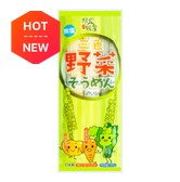 KURATA Noodle Ramen Salt Free For Babies Vegetable Flavor 150g