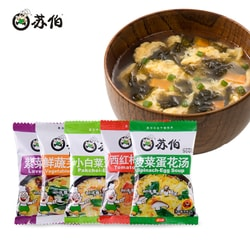 SUBO Instant soup 6gx40