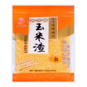 香港林生记 养生粗玉米渣 340g