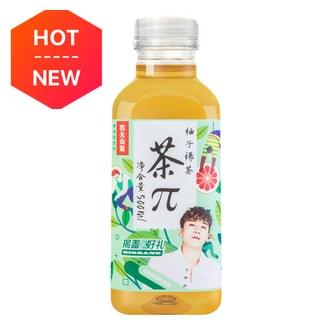 农夫山泉 茶π 柚子绿茶 500ml