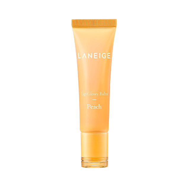 Product Detail - LANEIGE Lip Glowy Balm #Peach 10g - image 0