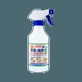 日本汉方研究所 100%天然贝壳除菌除臭喷雾 500ml