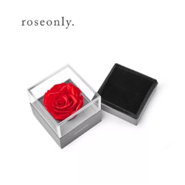 Product Detail - ROSEONLY eternal rose flower snack box - image 0