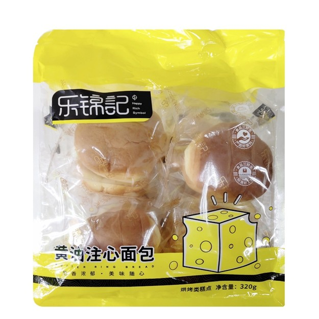 Product Detail - Lejinji Butter Bread Cheese Flavor - image 0