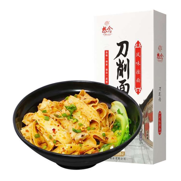 Product Detail - XIANGNIAN Instant Sliced Noodle 300g - image  0