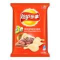 百事LAY'S乐事 薯片 得克萨斯烧烤味 袋装 40g